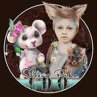 CDO Artist Of The Month May 2018 - Sheena Pike! by CreativeDesignOutlet