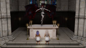 1880] Unholy Church by WOW-Creations