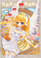 Love Angel by tickledpinky