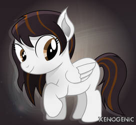 MLP: Lily Light (Request) by XenoGenicOfficial