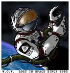LOST IN SPACE by wingsofwrath