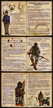 Zombie Apocalypse Journal by wingsofwrath