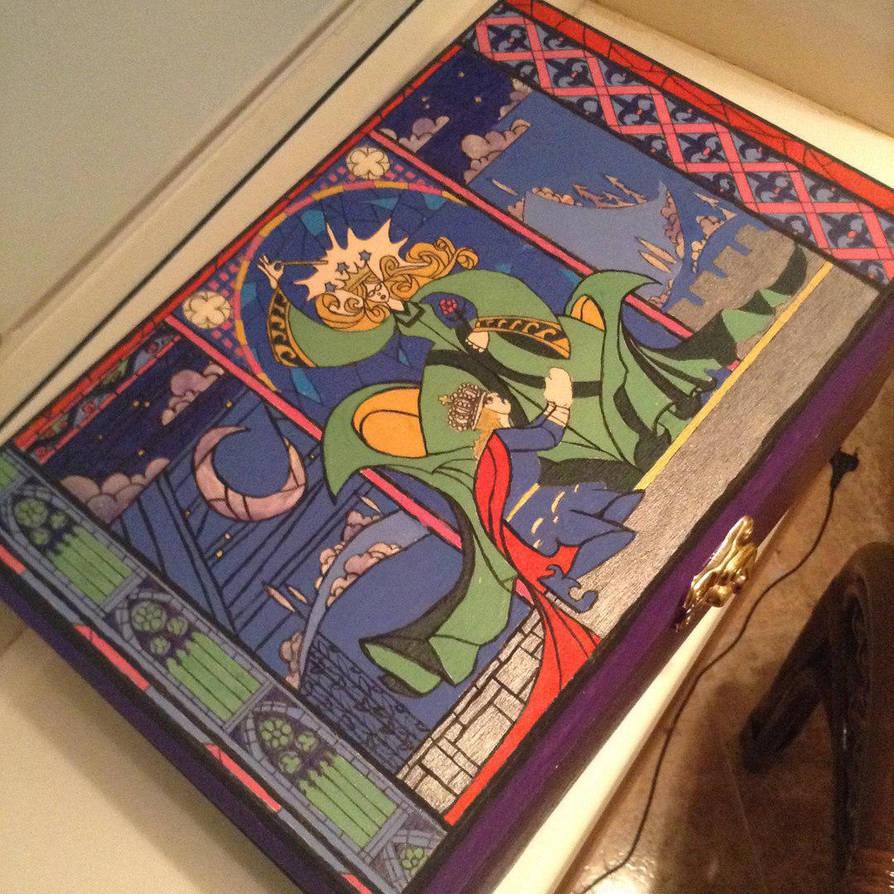 Treasure box by La-Clover