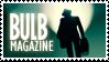BULB Magazine Stamp by ohyouhandsomeDevil