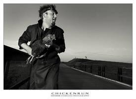 chickenrun by ohyouhandsomeDevil