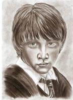 Ron Weasley - OOP by Eileen9