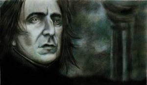 Severus Snape by Eileen9