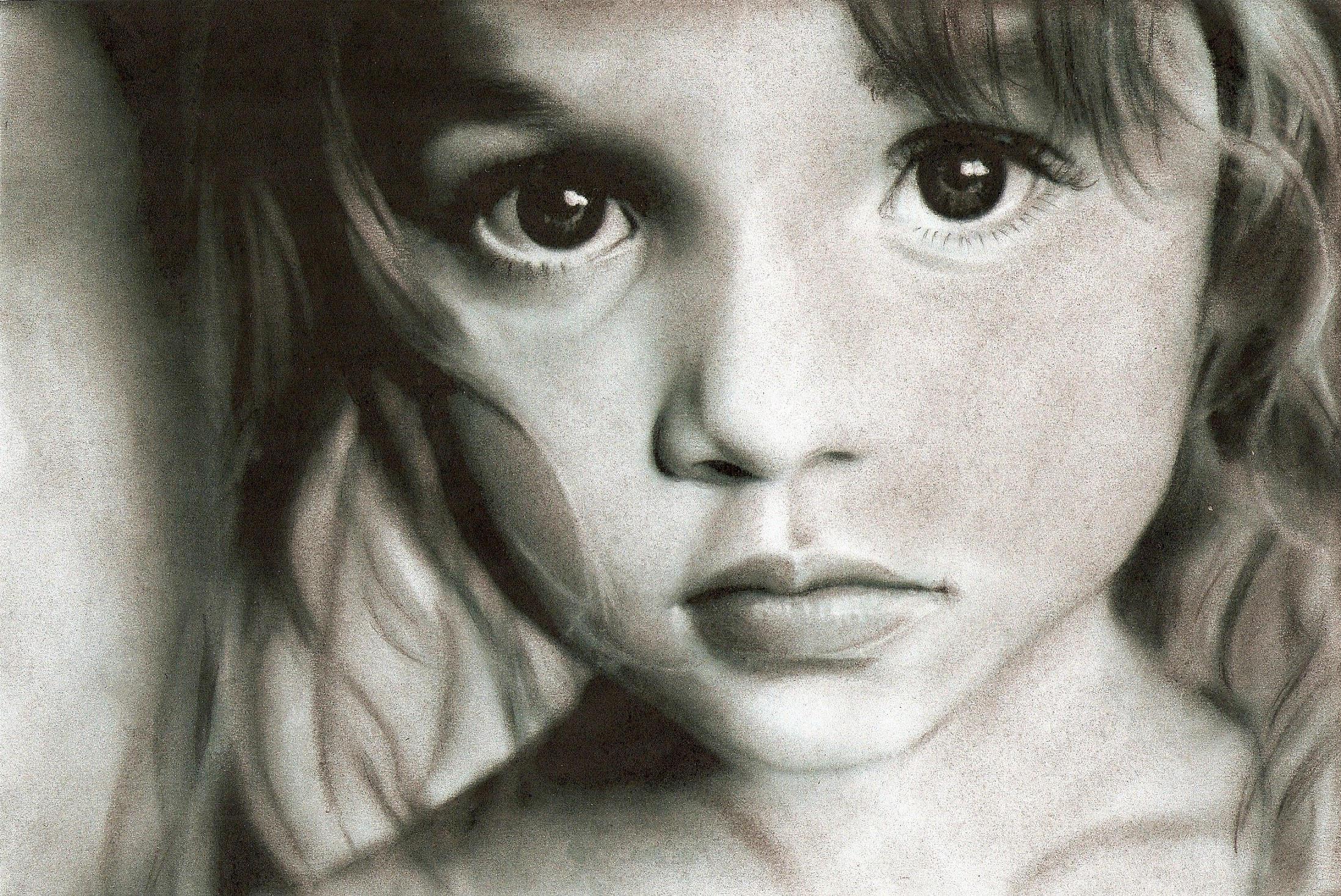 Little girl by Eileen9