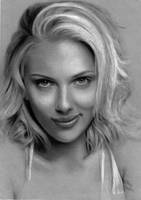 Scarlett Johansson by Eileen9