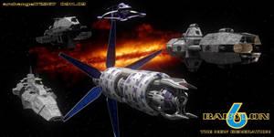 BABYLON 6 The New Generation by archangel72367