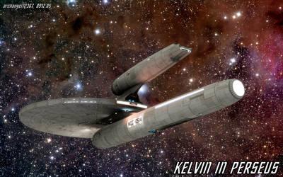 KELVIN IN PERSEUS by archangel72367