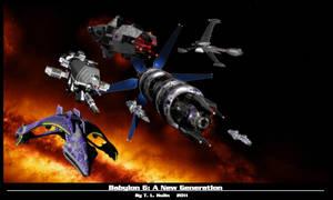 Babylon 6: A New Generation by archangel72367
