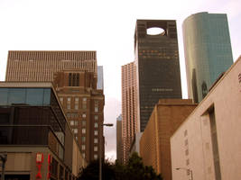 Downtown Streets: Houston 3 by archangel72367