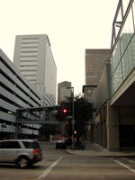 Downtown Streets: Houston 4 by archangel72367