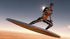 Silver Surfer by archangel72367