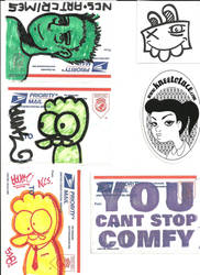 TWK Sticker Pack2 Check It Out by INKPENANDPAPER