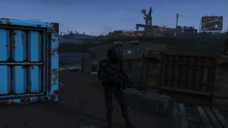 Fallout 4 - AKM 01 by PlutoSkybase