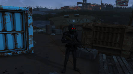 Fallout 4 - AKM 02 by PlutoSkybase