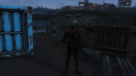 Fallout 4 - AKM 03 by PlutoSkybase