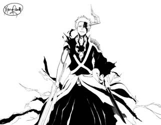 Ichigo True Zanpakuto by Maithagor