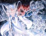 Hearts Burst Into Crystalline by Maithagor
