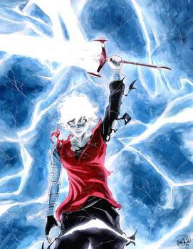 Thunder by Maithagor