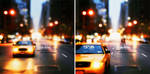 New York Lights by AlexEdg