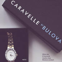 Bulova Watch ... gift for me by AlexEdg