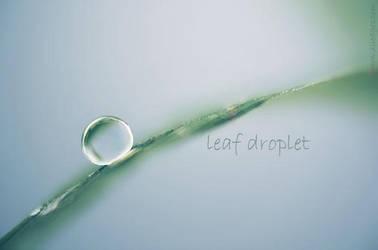 droplet. 020 by AlexEdg