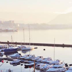Gamle Bergen -02 by AlexEdg