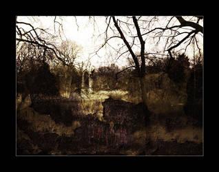 agitated melancholia II by HerrTwiggs
