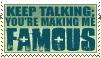 Keep Talking. by Valotoxin