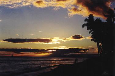 my sunset by Shawana