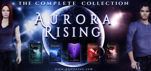 Aurora Rising: The Complete Collection (Banner) by GSJennsen
