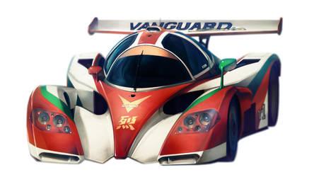 Vanguard Sonic by iwaisan