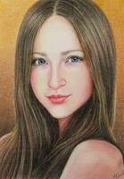 Girl by evlena