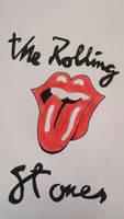 The Rolling Stones by BigDarthMaulFan