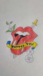Tattoo you by BigDarthMaulFan