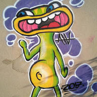 lagarton by ALVgraffiti