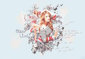 Blake Lively by 0Marsha0