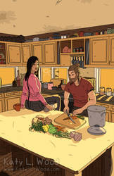 Cute Cooking by Katy-L-Wood