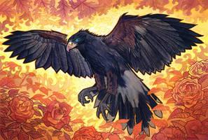 Phoenix by Alanpaints