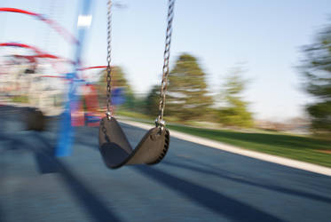 Panning a Swing by Jessica-in-Iowa