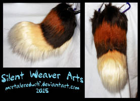 Natural Nub Tail -sold- by MortaleRedWolf