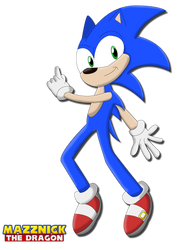 Just Sonic somewhat remade by Mazznick