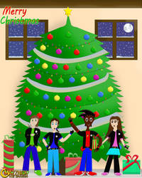 Christmas with Mazznick and friends by Mazznick