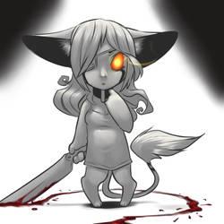 Halloween Chibi Kami by SkechRoman