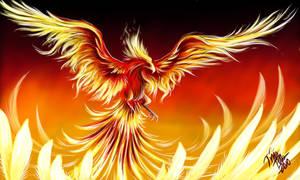 Phoenix by Takaya90