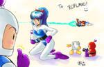 Star Parodier fan art by Shaw-exe