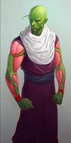 Mr. Piccolo by adamtanart